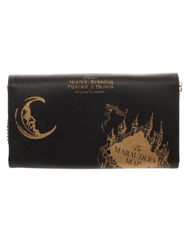 Bioworld Fantasy bags and wallets - Harry Potter Mischief Managed Clutch