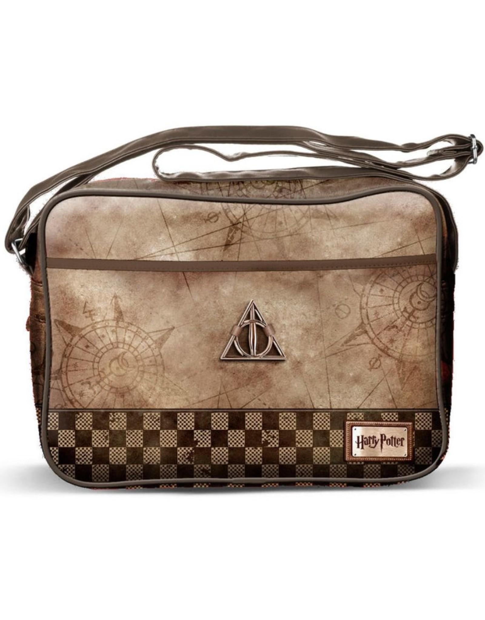 Karactermania Merchandise bags - Harry Potter The Deathly Hallows messenger bag