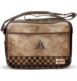 Karactermania Harry Potter The Deathly Hallows messenger bag