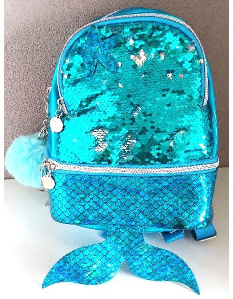 Oh my Pop! Merchandise tassen - Oh my Pop! Rugzak Wow-Siren met zeemeermin staart