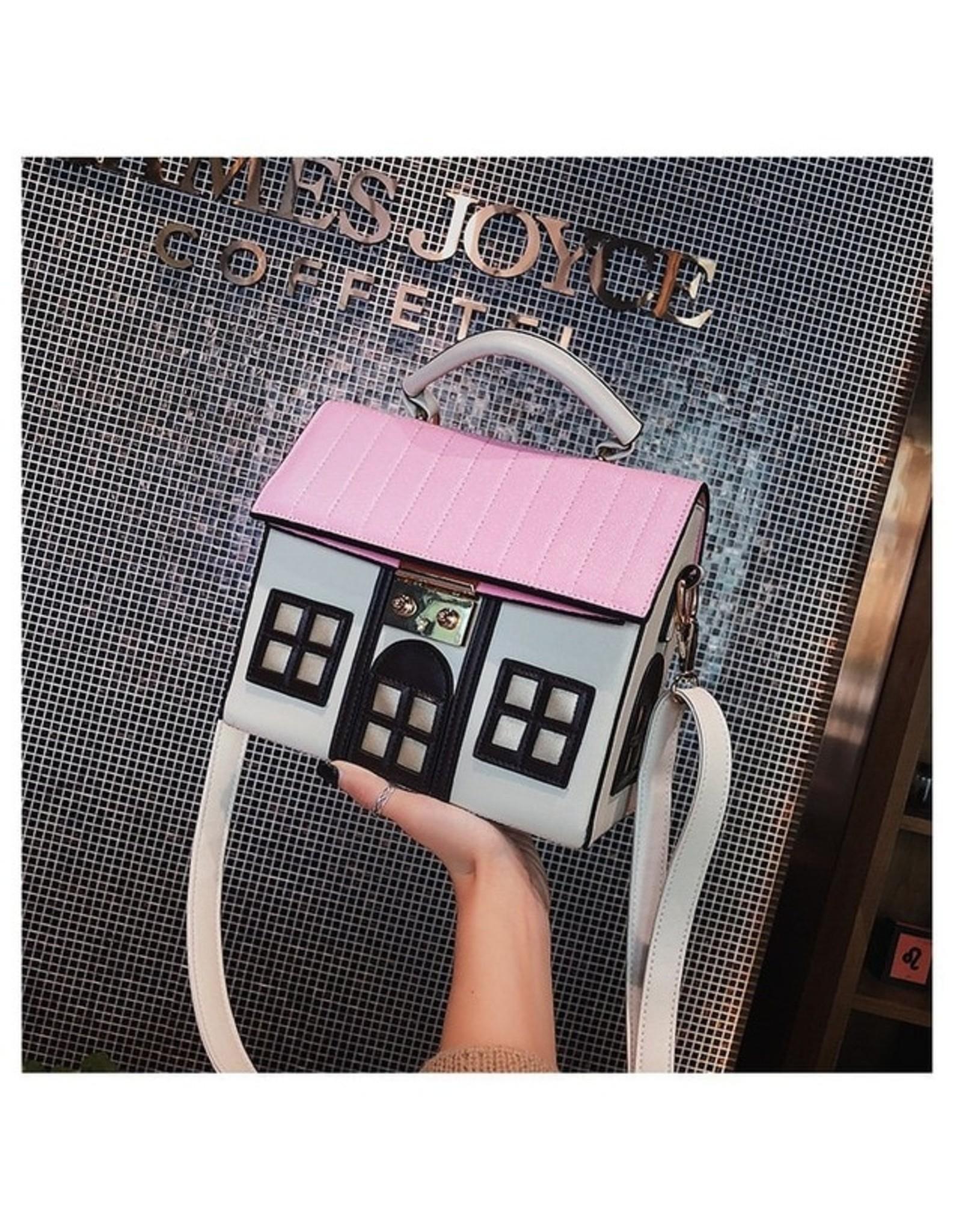 Trukado Fantasy tassen - Fantasy tas Huis wit