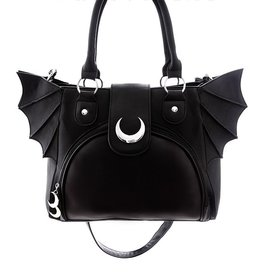 Restyle Moon Bat Gothic handbag Restyle