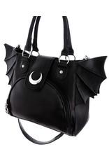 Restyle Gothic bags Steampunk bags - Moon Bat Gothic handbag Restyle