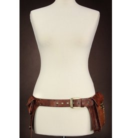 Restyle Restyle Steampunk Pocket Belt (brown)