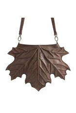 by-Lin Dutch Design Leather bags - by-Lin Dutch Design Maple Leather Shoulder Bag-backpack