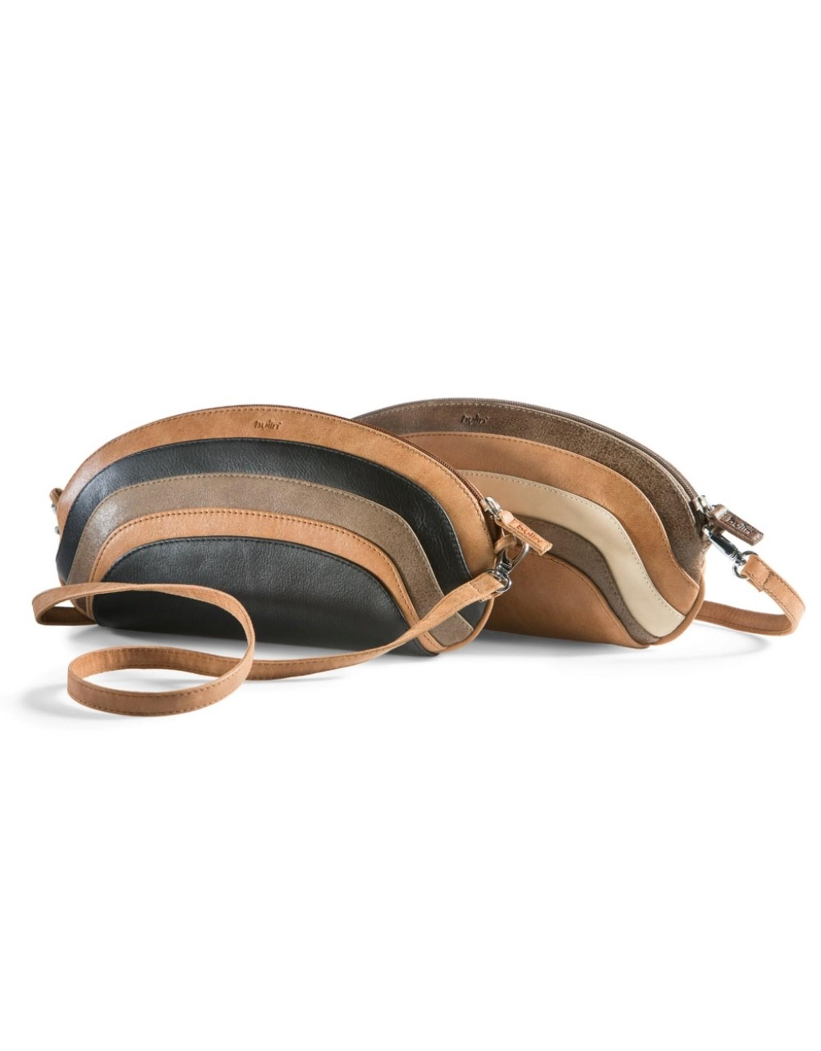 by-Lin Dutch Design Leather bags - by-Lin Dutch Design Rainbow Leather shoulder bag