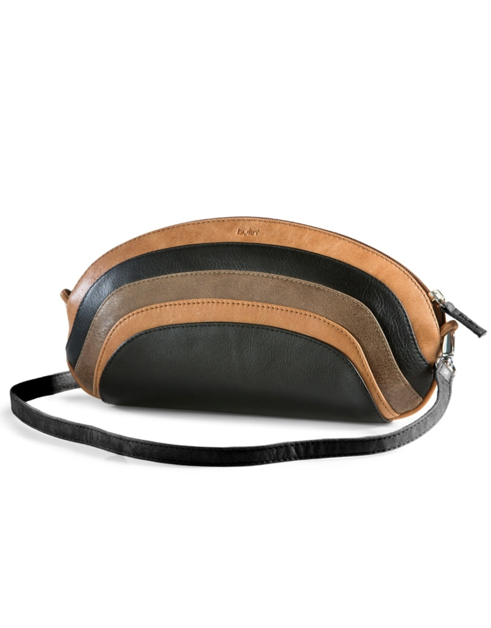 ByLin Dutch Design Leather bags - by-Lin Dutch Design Rainbow Leather shoulder bag