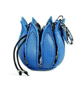 "by-Lin Dutch Design by-Lin My Little Tulip Leather keychain  ""Dubai"""