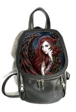 SheBlackDragon 3D Bags and Backpacks - SheBlackDragon Daemon La Rosa 3D lenticular backpack