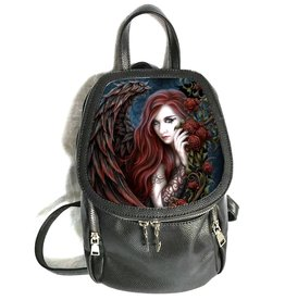SheBlackDragon SheBlackDragon Daemon La Rosa 3D lenticular backpack