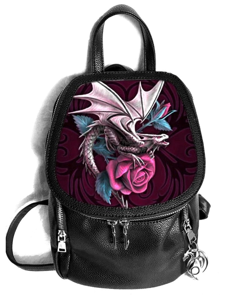 Anne Stokes Fantasy bags and wallets - Anne Stokes Dragon Beauty 3D lenticular backpack (small)
