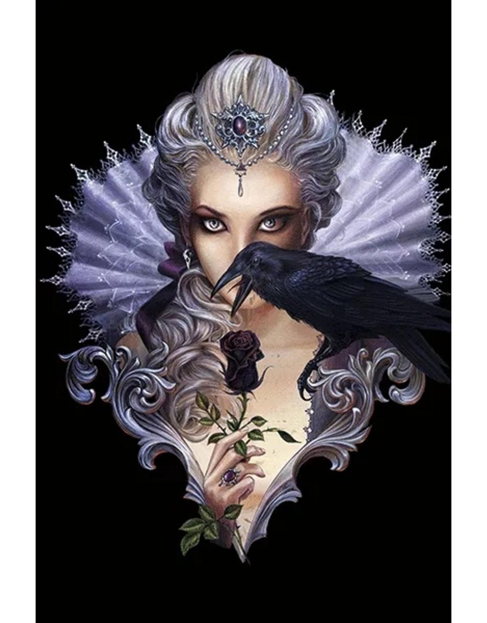 Alchemy Gothic tassen Steampunk tassen - Alchemy 3D Ravenous rugtas