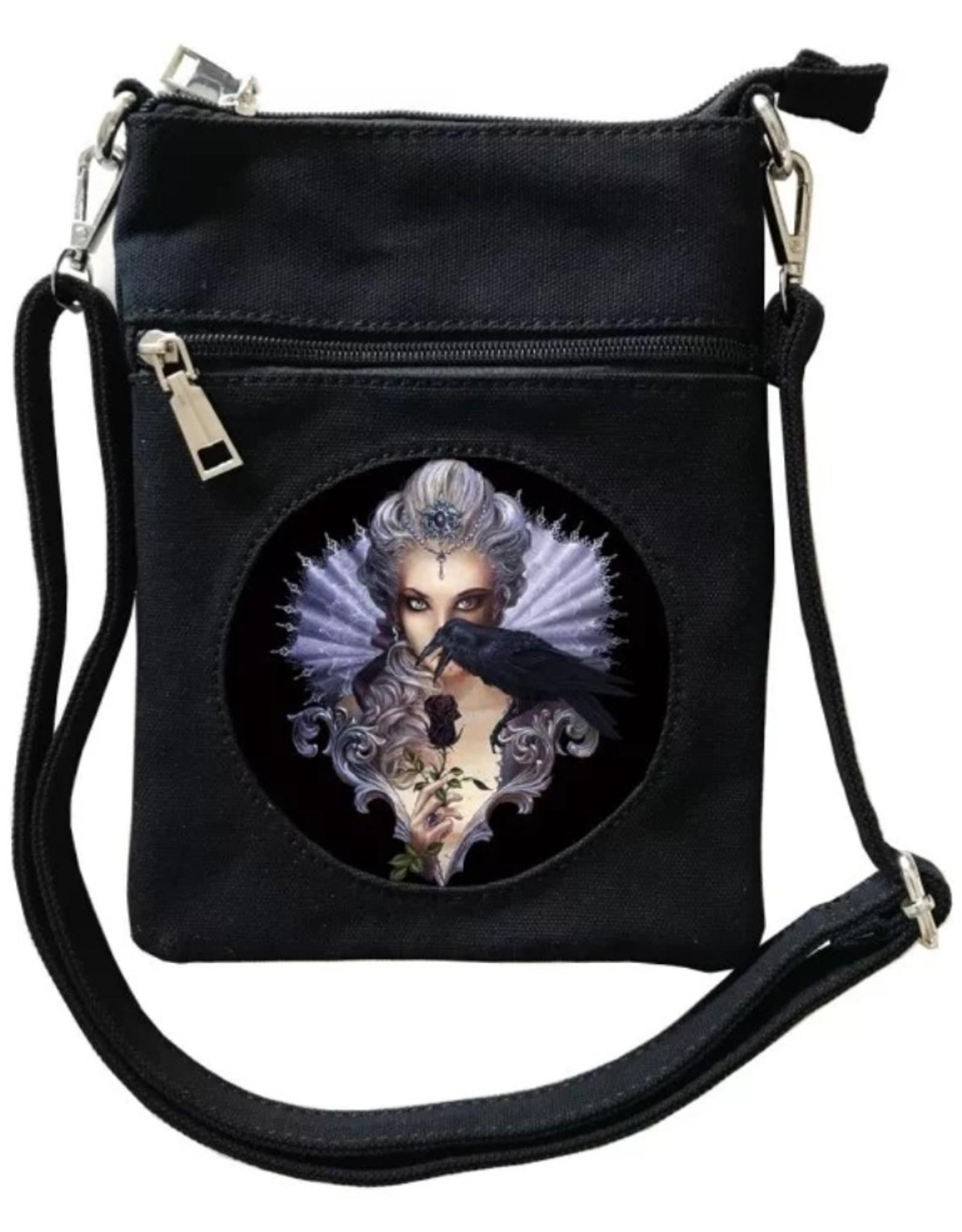 Alchemy Fantasy tassen en portemonnees - Alchemy 3D Mini Crossover tas Ravenous