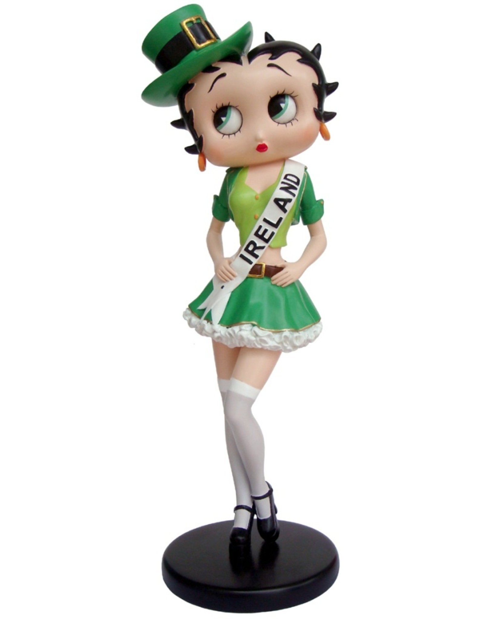 Betty Boop Betty Boop Collectables - Betty Boop Miss Ireland