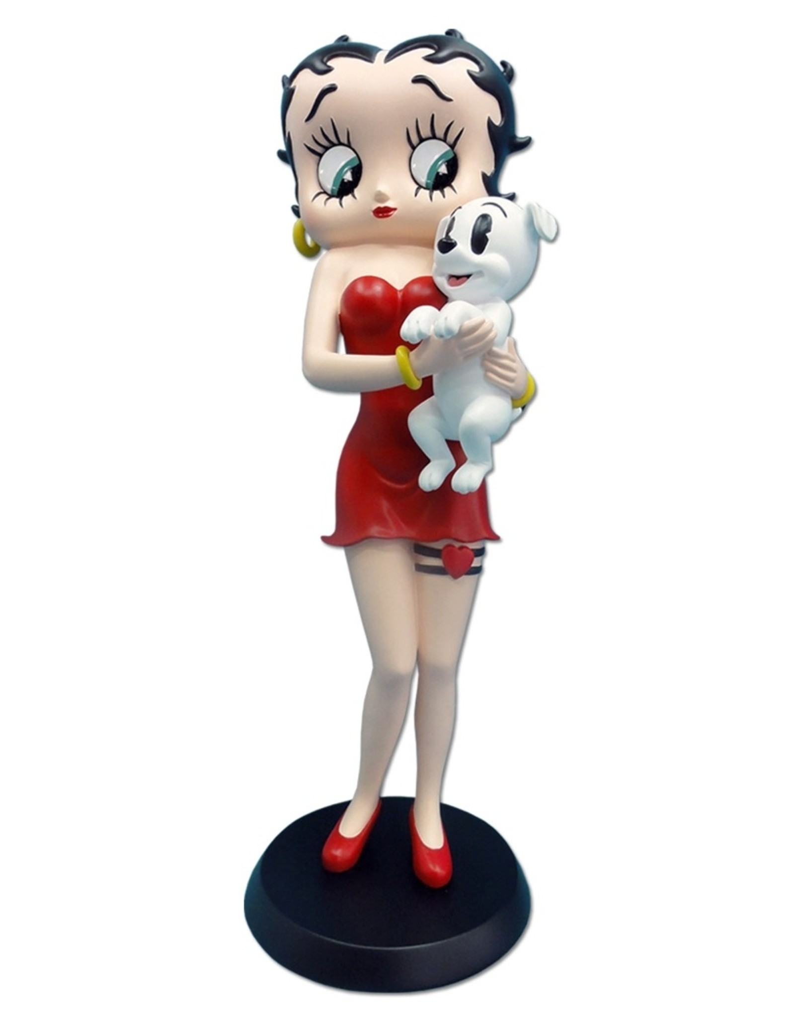 Betty Boop Betty Boop Collectables - Betty Boop Holding Pudgy