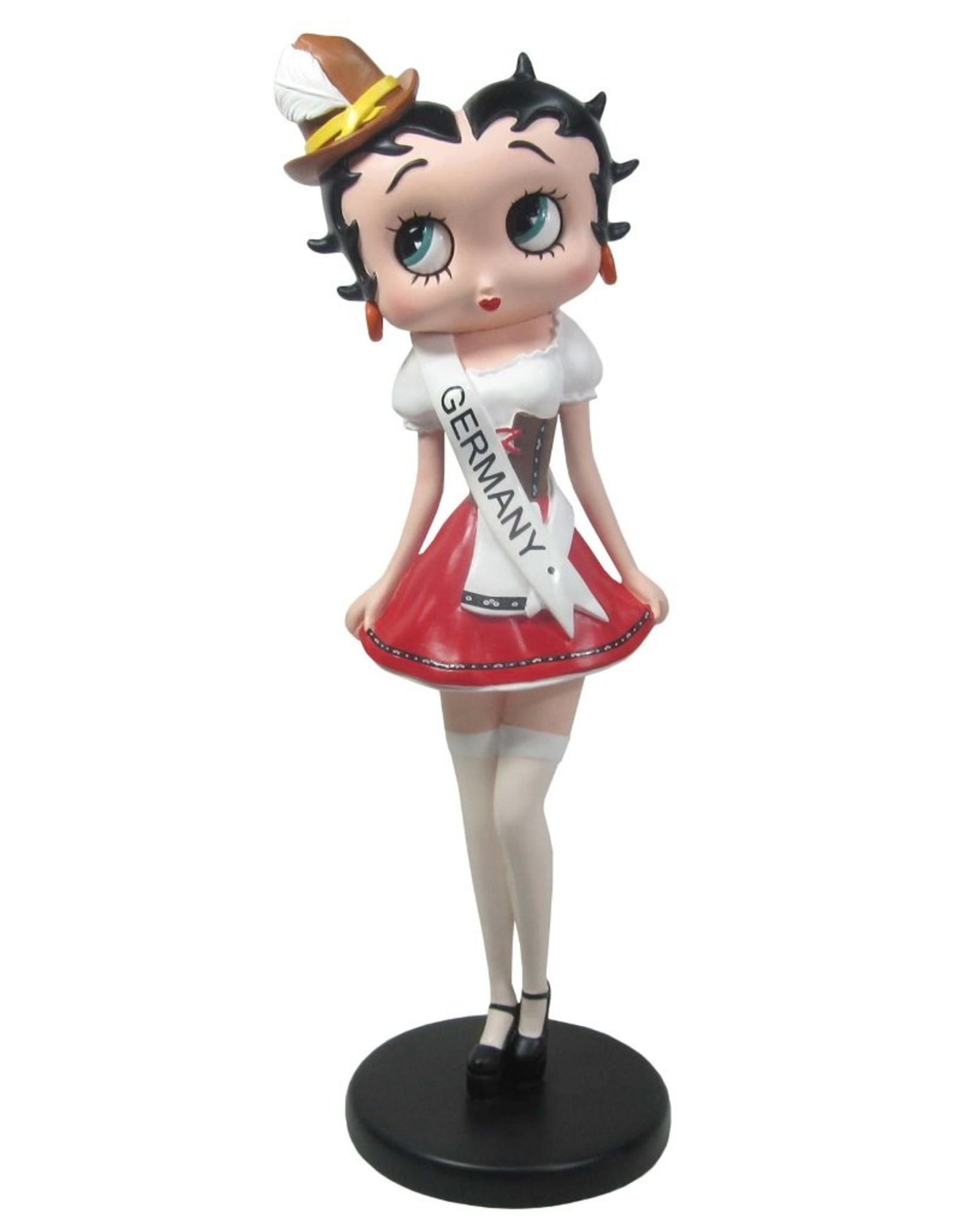 Betty Boop Betty Boop Collectables - Betty Boop Miss Germany