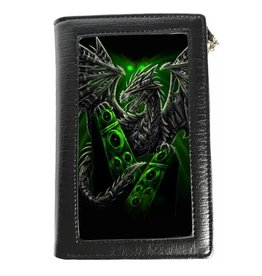 SheBlackDragon SheBlackDragon 3D wallet Electric Dragon