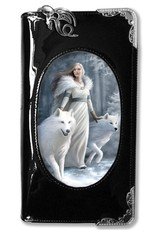 Anne Stokes Fantasy bags and wallets - Anne Stokes 3D lenticular purse Winter Guardian