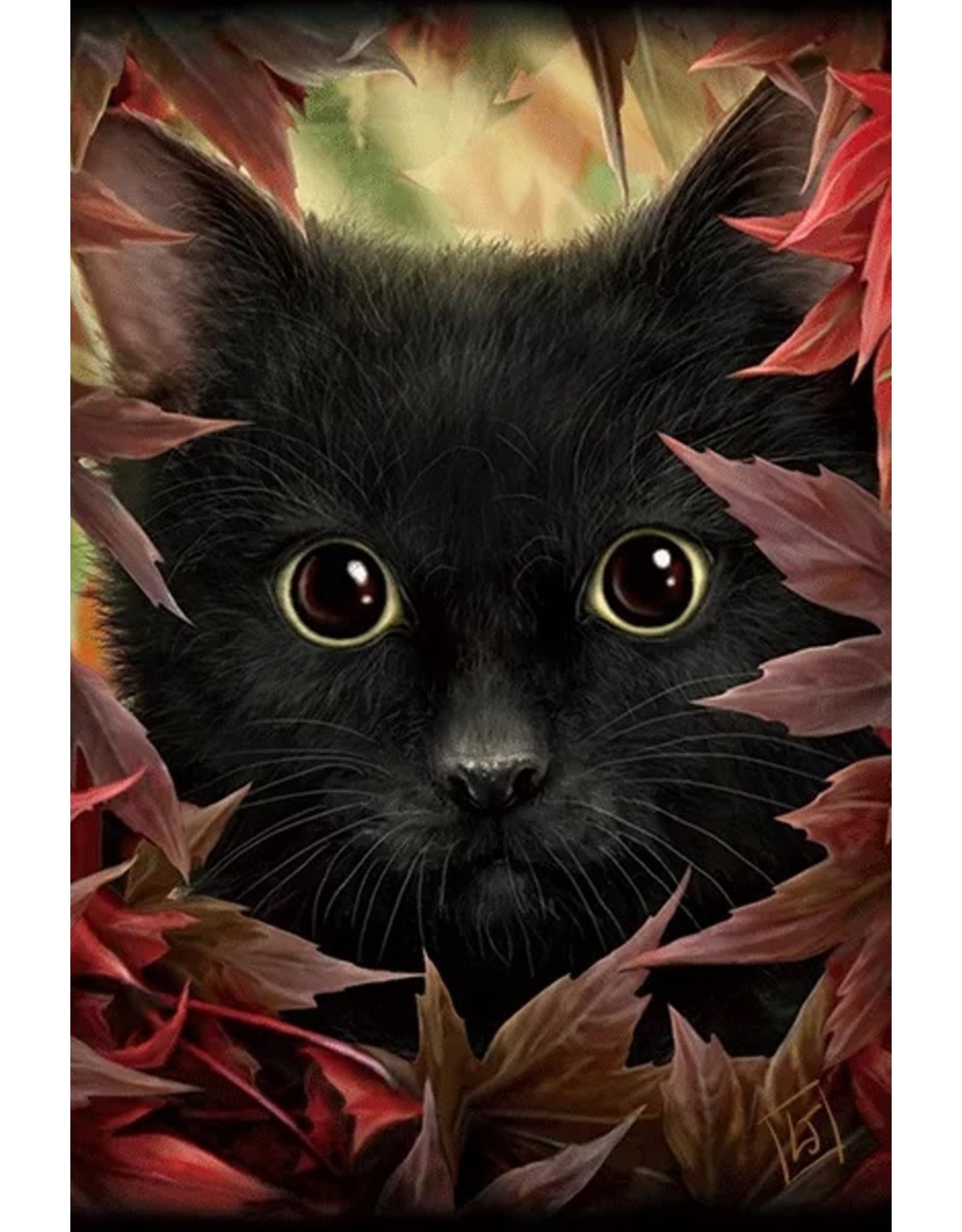 SheBlackDragon 3D Tassen en Rugzakken -  Linda M. Jones Autumn Cat Rugzak 3D