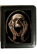 """Alchemy 3D Wallets and Purses - Alchemy 3D Lenticular Wallet """"The Scream"""""""