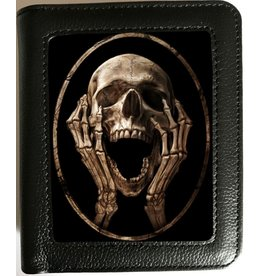 "Alchemy Alchemy 3D Lenticular Wallet ""The Scream"""
