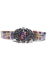 "Acco Leather belts and buckles - Buckle ""Camelot"""