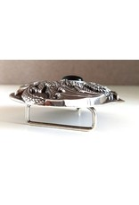 Acco Leather belts and buckles - Buckle Black Dragon 2889