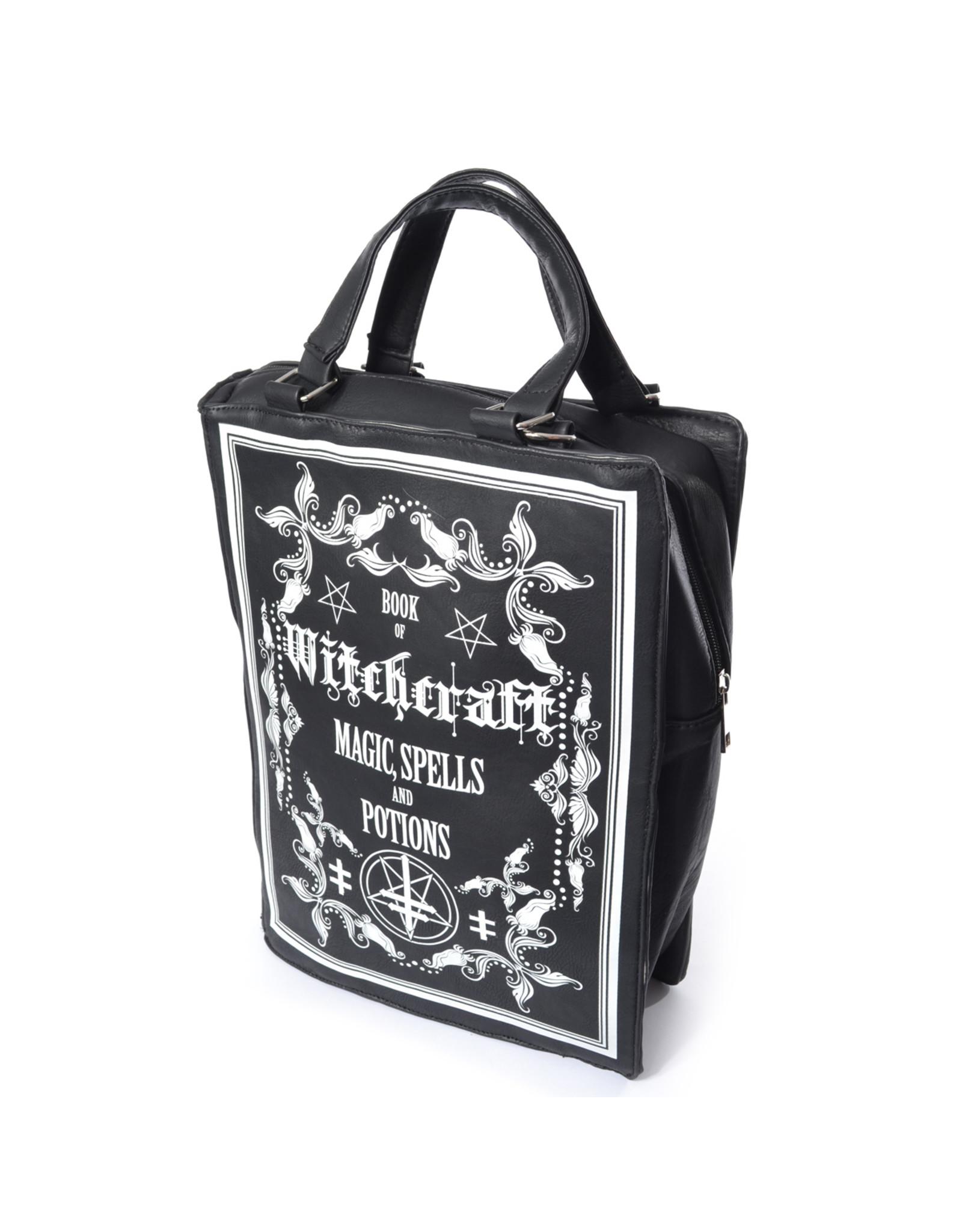Poizen Industries Gothic tassen Steampunk tassen -  Poizen Industries Witchcraft handtas