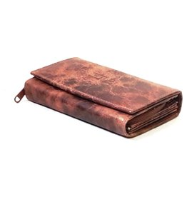 Wild Thing Leather purse Wild Thing (rust brown)