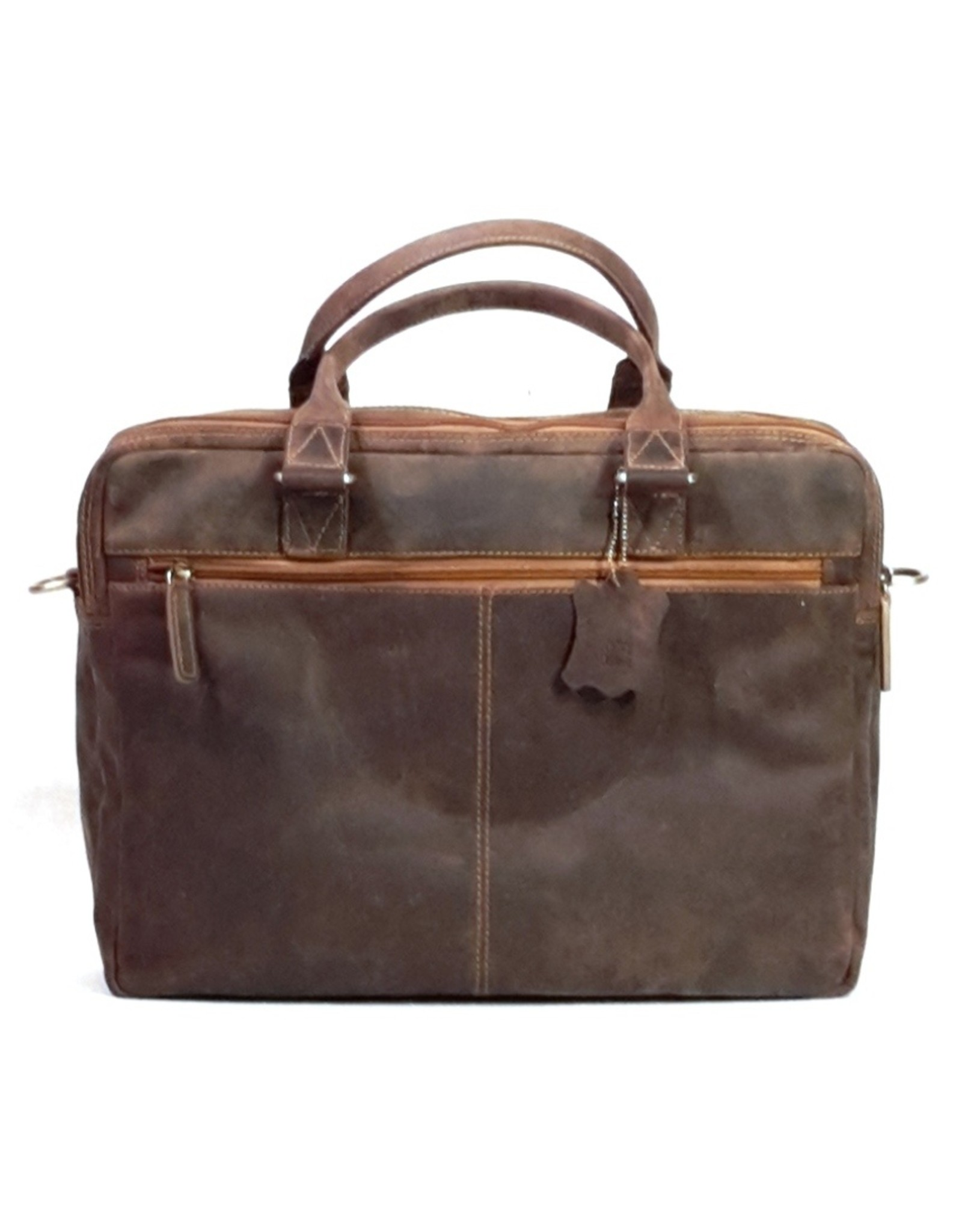 Me Prom Leather bags - Me Prom Leren Werk-Laptop bag (Buffalo leather)