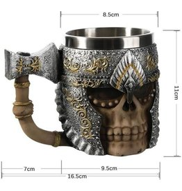 Dark Desire Mug Viking warrior