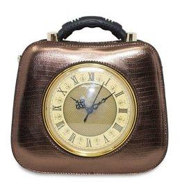 Trukado Retro tas met werkende klok