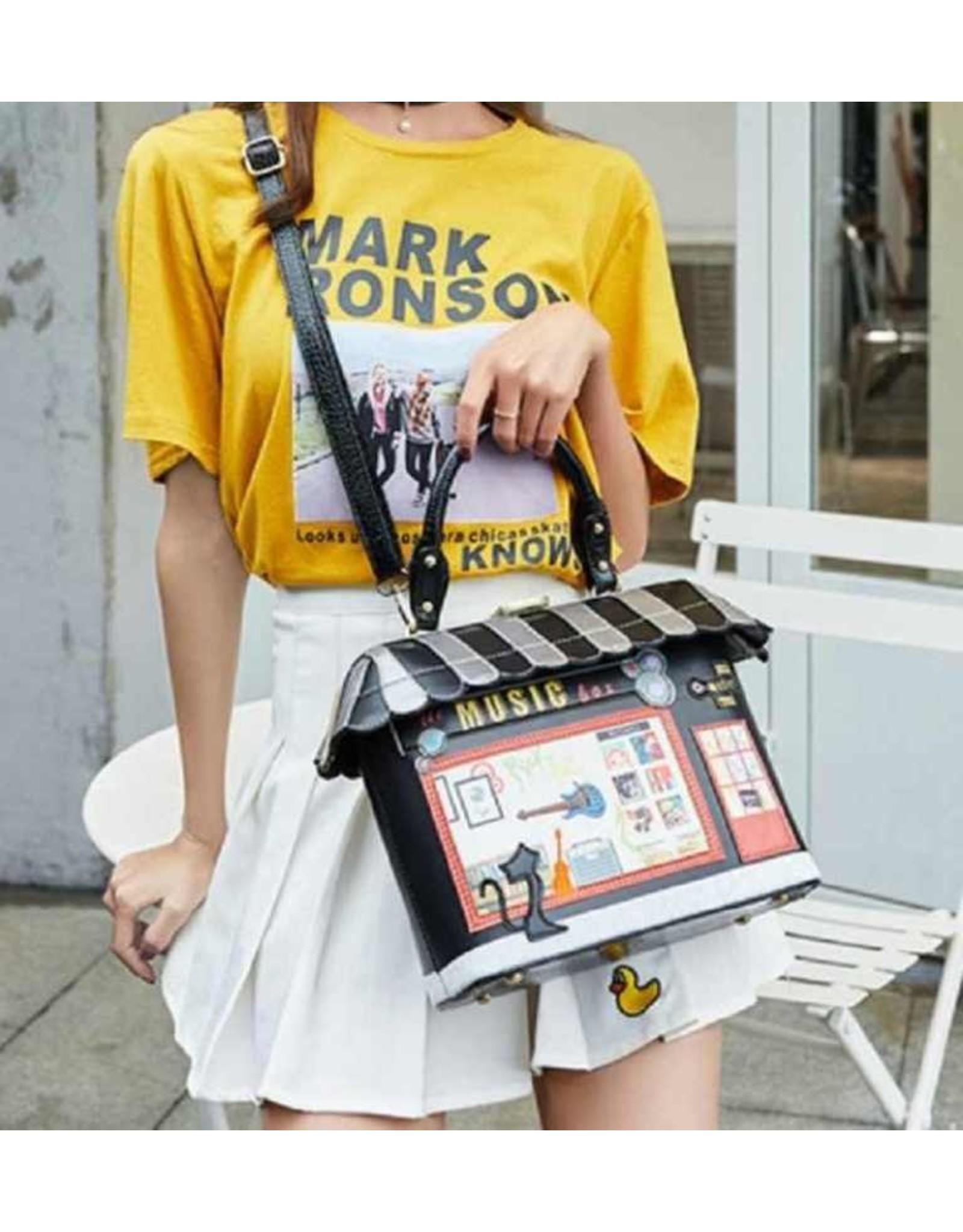 Magic Bags Fantasy bags and wallets - Fantasy handbag House Music Shop