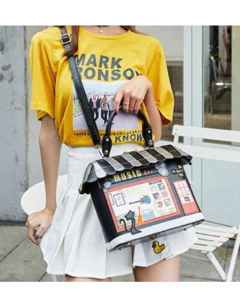 Magic Bags Fantasy bags and wallets - Fantasy handbag House Sew Shop