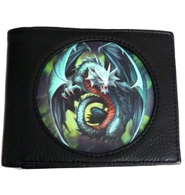 Anne Stokes 3D Portemonnee met draak Jade - Anne Stokes Age of Dragons