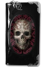 World of 3D 3D Wallets and Purses - 3D Purse Oriental Skull - Anne Stokes