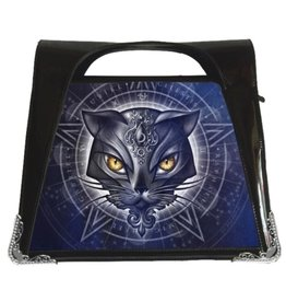Alchemy Alchemy lenticular handbag Star of Allouros Cat Hexagram
