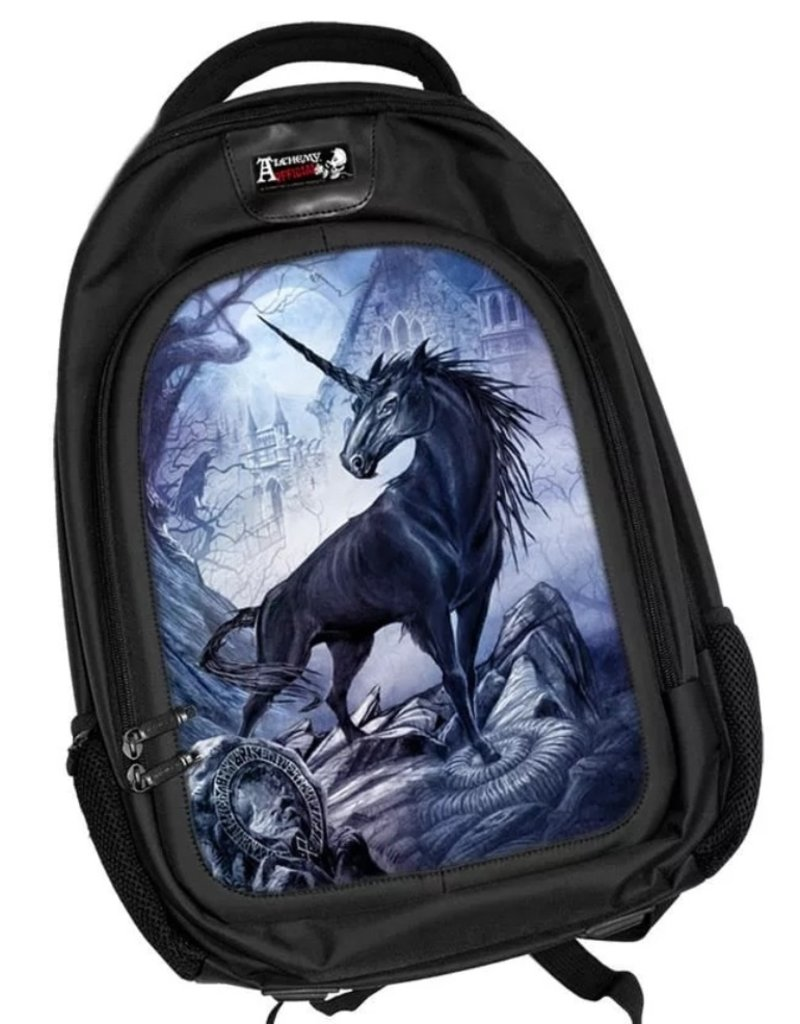 Alchemy 3D Bags and Backpacks - 3D lenticular backpack Noctiocorn, Alchemy