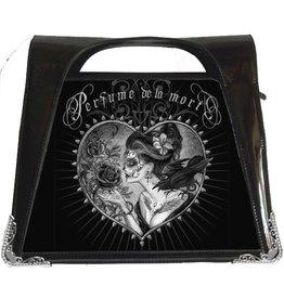 Alchemy Alchemy Gothic handbag Perfume De La Mort witn 3D image
