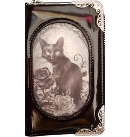 Alchemy Alchemy Parcelsus 3D lenticular purse with Cat