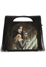 Alchemy Fantasy bags - Alchemy lenticular handbag Name of The Rose