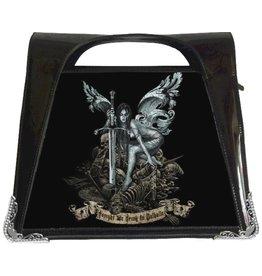 Alchemy Alchemy  lenticular handbag Valkyne