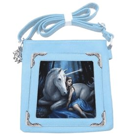 Anne Stokes Anne Stokes 3D schoudertas Blue Moon Unicorn