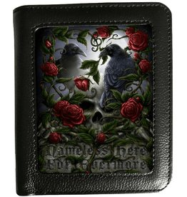 SheBlackDragon SheBlackDragon 3D wallet Sorrow For The Lost