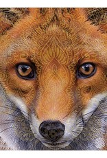 Wild Imrint by J.J. Woodward Merchandise wallets - John J. Woodward 3D wallet Fox