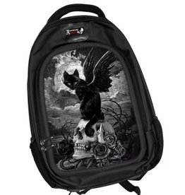 Alchemy 3D lenticular backpack Nine Lives of Poe - Alchemy