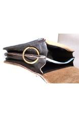 Trukado Leather Shoulder bags - Leather shoulderbag multicolor