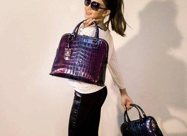 Handbags and shoulderbags