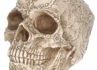 Skulls, skeletons and dragons