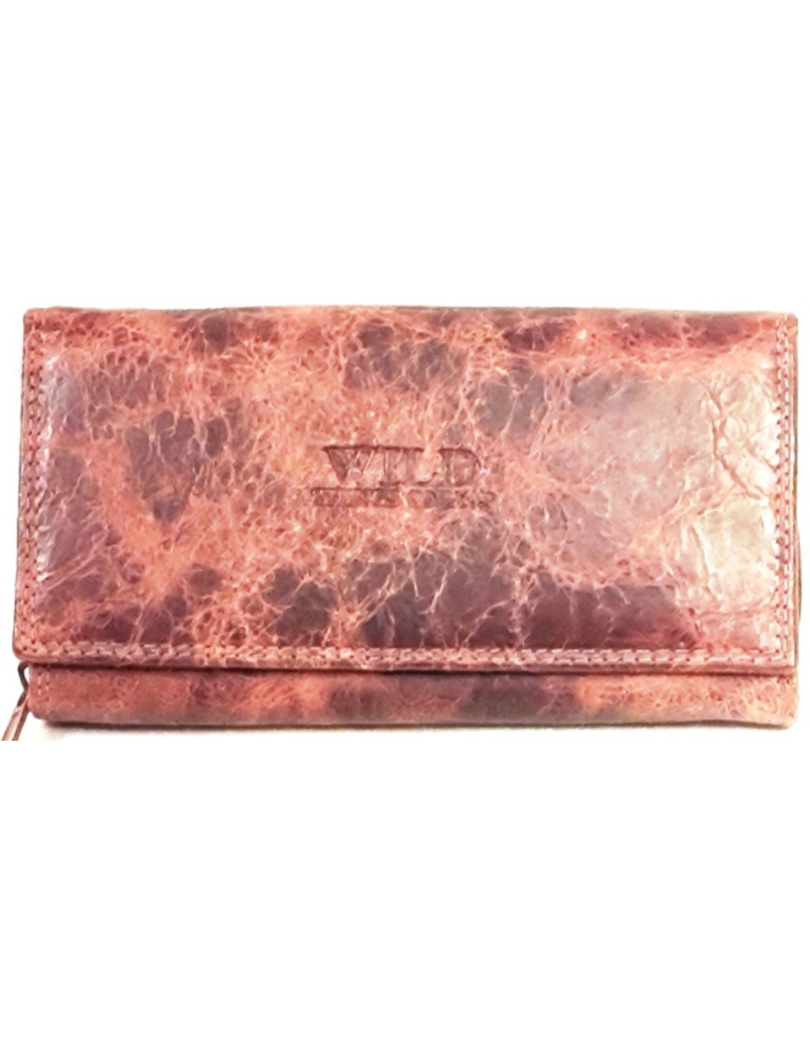 Wild Thing Leather Wallets - Leather purse Wild Thing (rust brown)